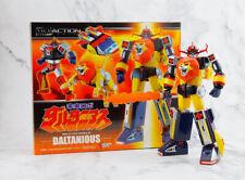 Daltanious mini action toys 04 Daltanias Unicron Artstorm Daltanius MISB