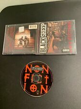 Black Sheep Non-Fiction 1994 CD Rare OOP 90s Native Tongues Hip-Hop/Rap