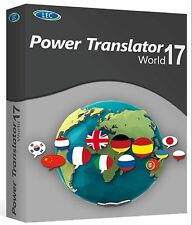 LEC POWER TRANSLATOR 17 WORLD EDITION nuovo