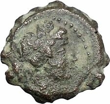 ALEXANDER II Zabinas 128BC Antioch SELEUKID Dionysus Ancient Greek Coin i47135