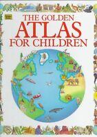 The Golden Atlas For Children