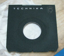 Linhof IV V 5x4 Technika  Lens board with 34.8mm compur copal 0 low hole