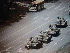 BEIJING TIANANMEN SQUARE DEMONSTRATION CHINA JUNE 4 1989 TIME MAGAZINE PHOTO