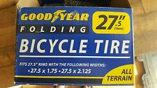 1 New GOODYEAR 27.5 all terrain bicycle tire 016751910666
