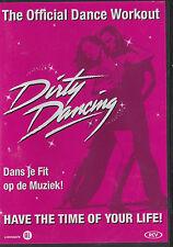 Dirty Dancing - The Official Dance Workout - DVD - Neu und originalverpackt