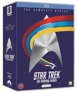 Star Trek The Original Series Box Blu Ray