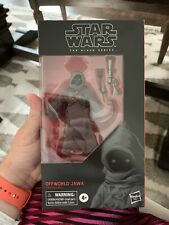 Hasbro Star Wars The Black Series: OFFWORLD JAWA 6-Inch Action Figure #96 NEW