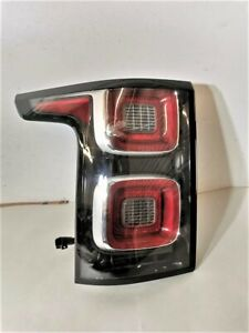 2018 2019 2020 Land Rover Range Rover HSE Left Driver Side Tail Light Lamp OEM
