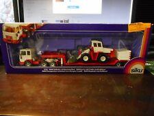 Siku - MAN Lorry with Trailer and bulldozer