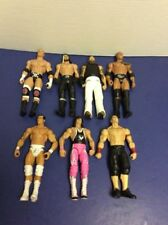 Lot of WWE Mixed Wrestling Action Figures