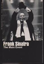 "FRANK SINATRA ""THE MAIN EVENT"" CASSETTE 1974"