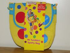 CBeebies - Something Special - Mr Tumble Spotty Bag - BRAND NEW