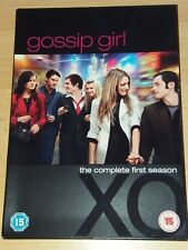 Gossip Girl Season 1 DVD Box - UK English