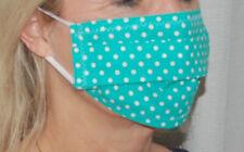 Behelf - Mundschutz genäht Atemmaske Staubmaske Maske Handarbeit waschbar