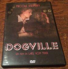 - DVD -  DOGVILLE un film de LARS VON TRIER avec NICOLE KIDMAN