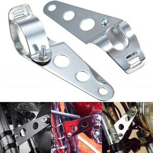 Headlight Mount Bracket Clamp Holder Clip  Fit 38-51mm 36 38 40 42 44 45 50 Fork