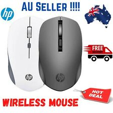 Hp Wireless Mouse New 2.4G S1000 Plus Optical Usb Silent Laptop Receiver Pc Abl