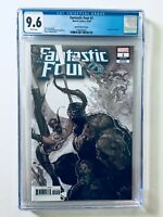 FANTASTIC FOUR #1 Party Sketch Variant CGC 9.6 Marvel