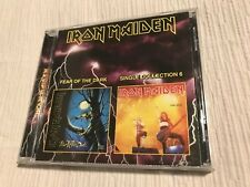 Iron Maiden-Fear Of The Dark-Single Collection 6-1992 Import Cd Complete poster