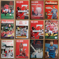 Fanzine Football Manchester United Fans Magazine Red Issue - Various Issues
