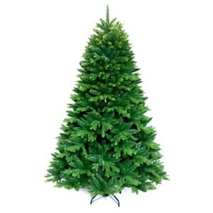 ALEKO Lifelike Artificial Christmas Holiday Lush Green Tree 5 Feet