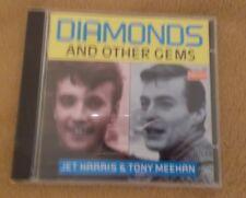 CD - Jet Harris / Tony Meehan - Diamonds & Other Gems - VGC