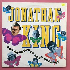 Jonathan King - The Butterfly That Stamped - Castle JKDLP-001 Ex Condition 2x LP