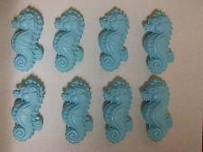 8-Blue Seahorse decorative soap