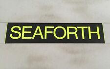 "Liverpool Bus Blind Aug94 FC 30""- Seaforth"