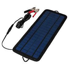 4.5W 12V barca Yate ATV RV Panel Solar Goteo coche Cargador De Batería Envío Gra