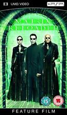 Matrix: Reloaded [UMD Mini for PSP] [2003], Very Good DVD, ,