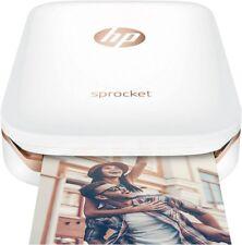 HP Sprocket Photo Printer Weiss, Drucker OVP NEU