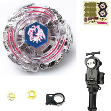 Fusion Masters BB43 Metal  Beyblade Spegasis L-Drago With Handle Launcher FE