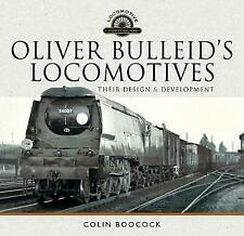 More details for oliver bulleid's locomotives: their design and development by colin boocock