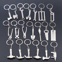 Clé à outils Creative clés porte-clefs en métal keychain IHS