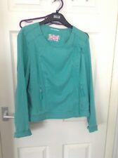Per Una aquamarine jacket size 16