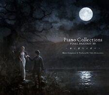 Piano Collections FINAL FANTASY XV Soundtrack Piano Arrangement CD Japan
