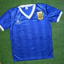 Argentina 1986 Away Vs England Hand Of God Jersey Maradona