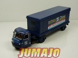 SMI3 SEMI REMORQUE 1//43 Altaya IXO Unic ZU 42 Dany Transports