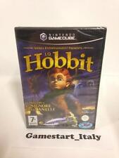 LO HOBBIT NINTENDO GAMECUBE - NUOVO SIGILLATO NEW SEALED PAL GAME CUBE GC