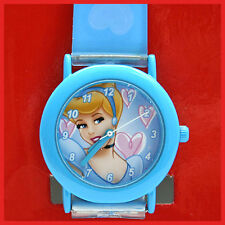 Disney Princess Cinderella Wrist Watch - Kids Jelly Band