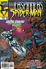 Webspinners - Tales of Spiderman    #4   NM