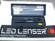 LED LENSER P4 AUSTRALIAN WARRANTY & AUTHORISED RESELLER 2018 model