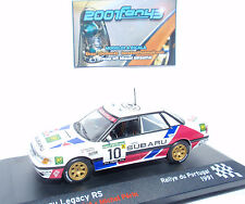 SUBARU LEGACY #10 CHATRIOT RALLY PORTUGAL 1991 1/43