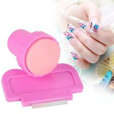Pro Manicure Template Nail Art Seal Stamp Plate Scraper Stamper Tool Kit