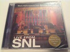 Saturday Night Live SNL Various CD 2007Avril Kelly Pink Shins New