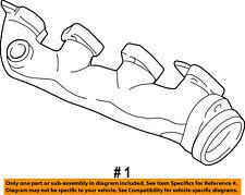 FORD OEM-Exhaust Manifold 2L7Z9431CA