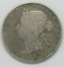 Canada 1900 50 Cents, well circulated, full rims