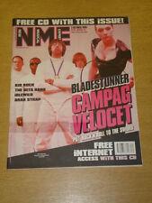 NME 1999 OCT 2 CAMPAG VELOCET KID ROCK BETA BAND