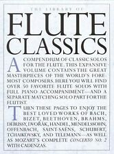 The Library of Flute Classics Book New 014019036